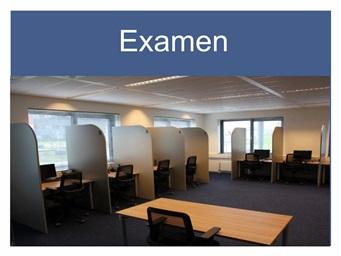 Examen bij de Vamex